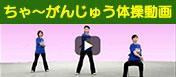 ちゃ~がんじゅう体操動画